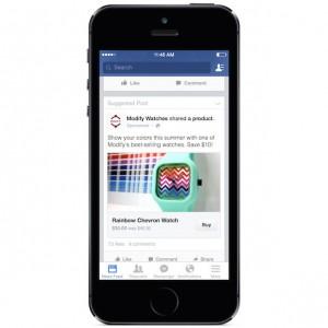 Facebook Buy Now Button