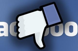 facebookthumbsdown